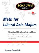 Schaum's Outline of Mathematics for Liberal Arts Majors 1st Edition 9780071544306 0071544305