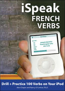 iSpeak French Verbs (MP3 CD + Guide) 1st edition 9780071592208 0071592202