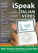 iSpeak Italian Verbs (MP3 CD + Guide) 1st edition 9780071592246 0071592245
