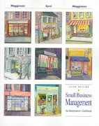 Small Business Management 3rd edition 9780072346527 0072346523