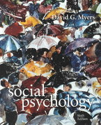 Social Psychology 6th edition 9780072359664 0072359668