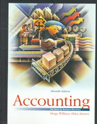 Accounting 11th edition 9780072897098 0072897090