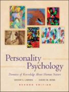 Personality Psychology: Domains of Knowledge about Human Nature 2nd Edition 9780072920499 0072920491