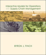 Interactive Models for Operations and Supply Chain Management 1e with CD 1st edition 9780072982749 0072982748