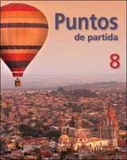 DVD program to accompany Puntos de partida: An Invitation to Spanish 8th edition 9780073325576 0073325570