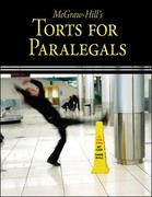 McGraw-Hill's Torts for Paralegals 1st edition 9780073376936 0073376930