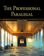 The Professional Paralegal 1st edition 9780073403090 0073403091