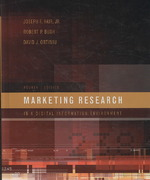 Marketing Research 4th Edition 9780073404707 0073404705