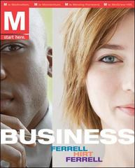 M: Business (Magazine) 1st edition 9780073511719 0073511714
