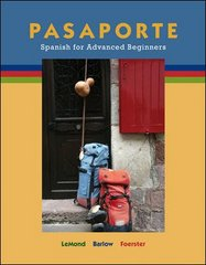 Pasaporte 1st Edition 9780073513188 0073513180