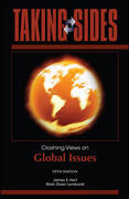 Global Issues: Taking Sides - Clashing Views on Global Issues 5th edition 9780073515342 0073515345