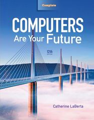 Computers Are Your Future Complete 12th edition 9780132544948 0132544946