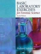 Basic Laboratory Exercises for Forensic Science, Criminalistics 2nd Edition 9780132623308 0132623307