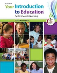Your Introduction to Education 2nd Edition 9780137083695 0137083696