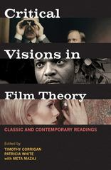 Critical Visions in Film Theory 1st Edition 9780312446345 0312446349