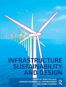 Infrastructure Sustainability and Design 1st Edition 9781136320392 1136320393