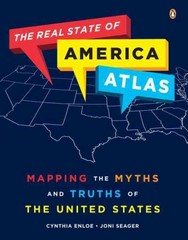 The Real State of America Atlas 1st Edition 9780143119357 0143119354