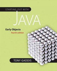 Starting Out with Java 4th edition 9780132164764 0132164760
