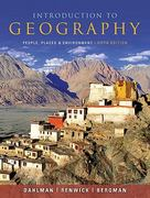 Introduction to Geography: People, Places, & Environment, Books a la Carte Edition 5th edition 9780321695857 0321695852