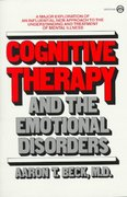 Cognitive Therapy and the Emotional Disorders 1st Edition 9780452009288 0452009286