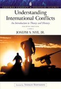 Understanding International Conflicts 4th edition 9780321089878 0321089871