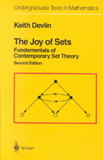 The Joy of Sets 2nd edition 9780387940946 0387940944