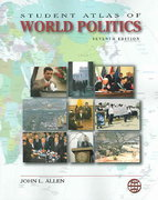 Student Atlas of World Politics 7th edition 9780073527734 0073527734