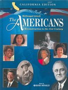The Americans Reconstruction to the 21st Century 0 9780618184163 0618184163