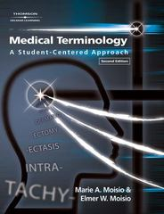 Medical Terminology 2nd edition 9781401897505 1401897509
