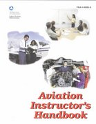 Aviation Instructor's Handbook 0 9781560273820 1560273828