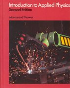 Introduction to Applied Physics 2nd edition 9780827338999 0827338996