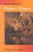 Modern Greece 1st Edition 9780340763377 034076337X
