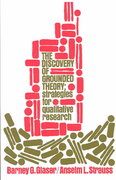 The Discovery of Grounded Theory 0 9780202302607 0202302601