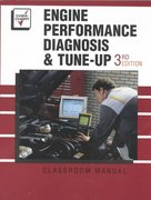 Engine Performance Diagnostic and Tune Up Set 3rd edition 9780673981028 0673981029