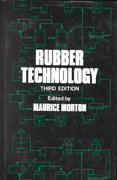 Rubber Technology 3rd edition 9780412539503 0412539500