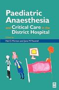Pediatric Anesthesia and Critical Care in the Hospital 1st edition 9780750643023 0750643021