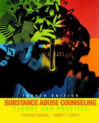 Substance Abuse Counseling 4th edition 9780132409032 0132409038