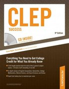 CLEP Success 9th edition 9780768924794 0768924790