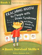 Teaching Math to People with down Syndrome and Other Hands-On Learners 1st edition 9781890627423 1890627429
