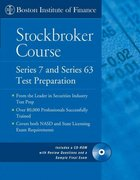 The Boston Institute of Finance Stockbroker Course 1st edition 9780471712350 0471712353