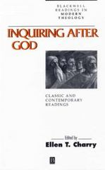 Inquiring After God 1st Edition 9780631205449 0631205446