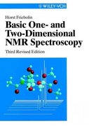 Basic One- and Two-Dimensional NMR Spectroscopy 3rd edition 9783527295135 3527295135
