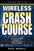 Wireless Crash Course 2nd edition 9780071452809 007145280X