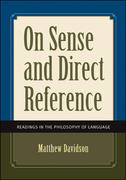 On Sense and Direct Reference: Readings in the Philosophy of Language 1st edition 9780073535616 0073535613