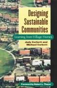 Designing Sustainable Communities 2nd edition 9781559636865 1559636866