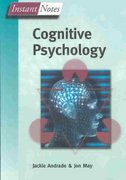 BIOS Instant Notes in Cognitive Psychology 0 9781135322335 1135322333