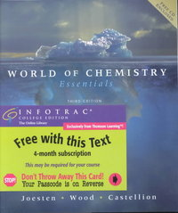 World of Chemistry 3rd edition 9780534559090 0534559093