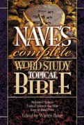 Nave's Complete Word Study Topical Bible 0 9780899576794 0899576796