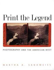 Print the Legend 1st Edition 9780300103151 0300103158
