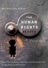 The Human Rights Reader 2nd edition 9780415951609 0415951607